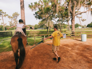 $5 off Introduction to Horseback Riding