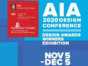 AIA Gulf Coast Chapter 2020 Design Awards Winners Exhibit