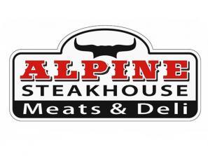 Alpine Steakhouse - Logo
