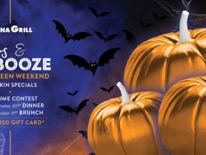 Boos & Booze Halloween Weekend