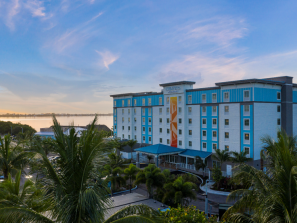 Compass Exterior - Welcome to the first Compass by Margaritaville!
