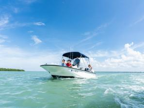 There's nothing better than a day on the boat!