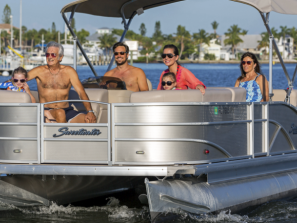 Grab the family and get out on the water! - Enjoy boating at Freedom Boat Club!