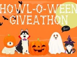 Howl-O-Ween Giveathon
