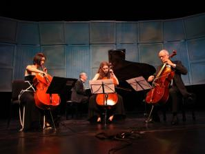 La Musica International Chamber Music Festival - La Musica International Chamber Music Festival in concert at Sarasota Opera House