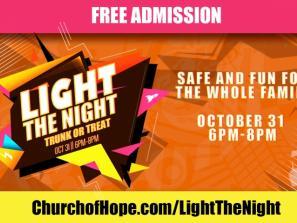 Light the Night Trunk or Treat