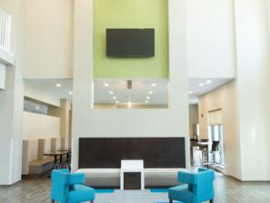 Brand new Lobby - Clean well designed new Lobby.