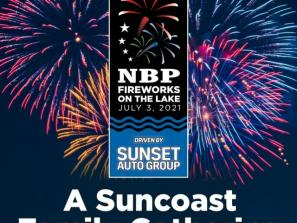 NBP Fireworks On The Lake Driven By Sunset Automotive Group
