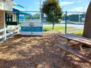 All Players Welcome - Payne Park Tennis Center (PPTC) is a staffed municipal facility opened to the general public. All players wanting to participate in the recreation of tennis are welcome.