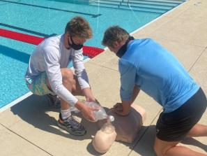 Red Cross Lifeguard Course
