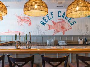 Reef Cakes Happy Hour