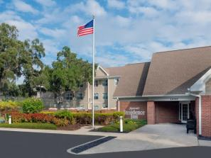 Exterior View - Enjoy your stay at our newly renovated Residence Inn Sarasota Bradenton hotel!