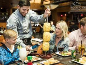 Family Friendly Dining at Rodizio Grill