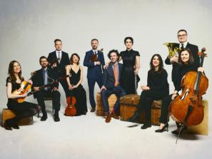 Sarasota Concert Association Great Performer Series: The Knights and Gil Shaham, Violin
