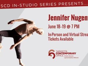 Sarasota Contemporary Dance In-Studio Performance Series Presents: Jennifer Nugent