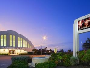 Municipal Auditorium - An icon in the heart of downtown Sarasota's cultural district, the Sarasota Municipal Auditorium stands out as a premier event space for formal and corporate events.