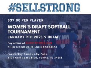 SELLSTRONG Women's Softball Tournament