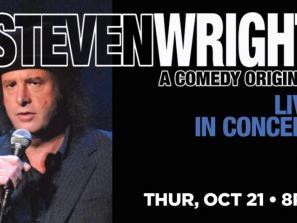 Steven Wright: Live in Concert