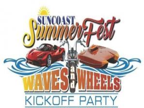 Waves & Wheels Kickoff Party