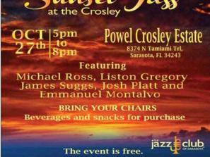 Sunset Jazz at the Crosley
