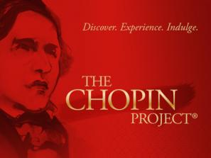 The Chopin Project - Logo - The Chopin Project - Logo