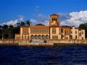 The Ca' d'Zan at The Ringling. - The Ringling's dazzling 56-room mansion on Sarasota Bay.
