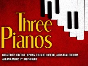 Three Pianos