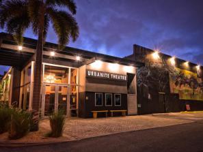 Exterior of Urbanite Theatre