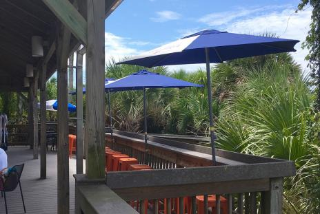Beach Concession Stands and Pavilions