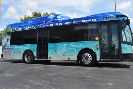 Sarasota County Area Transit (SCAT) - Island Bus