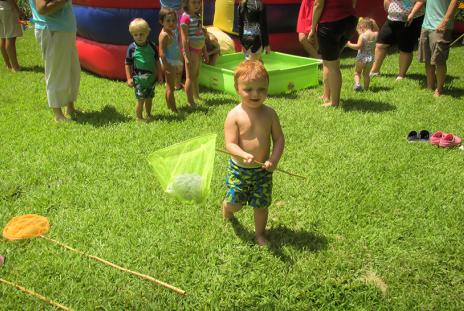 Photos of Tammy Jones's Family enjoying Splashin' Selby