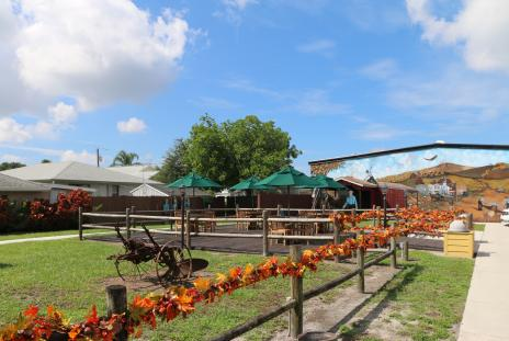 Yoder's Amish Restaurant and Village in Sarasota