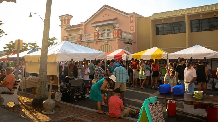 Festivals Galore in Sarasota County