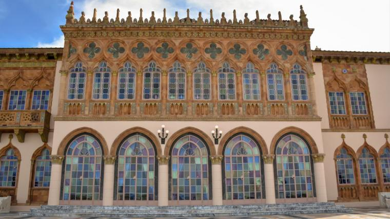 The Ringling Grounds