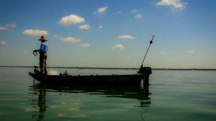 Fishing Solo