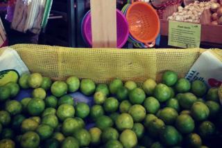 Key Lime Pie.  Photo by Robin Draper.