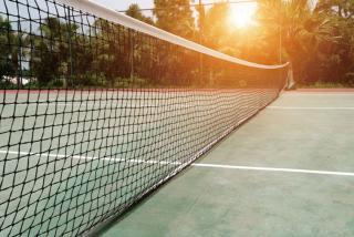 Tennis Courts in Sarasota County