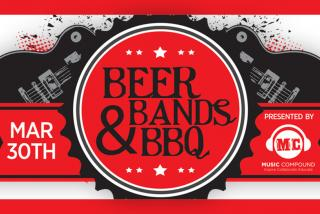 5th annual Beer, Bands & BBQ