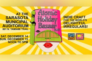 Atomic Holiday Bazaar 2019