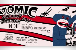 Atomic Holiday Bazaar