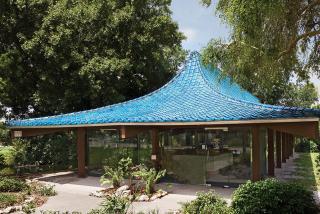 Blue Pagoda - Greg Wilson