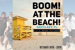 Boom! At the Beach