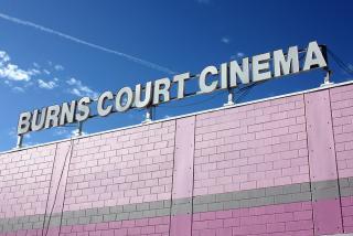 Burns Court in Downtown Sarasota