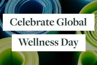Celebrate Global Wellness Day
