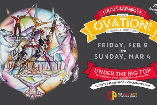 Circus Ovation