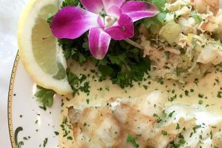 Savor Sarasota Dish.  Photo credit: Nicole Coudal