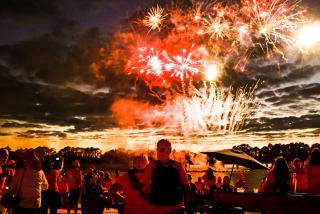 Dragon Boat Races - Fireworks. Photo Credit: Eddie Kirsch