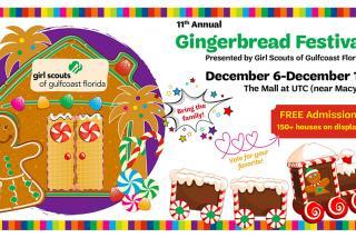 11th Annual Gingerbread Festival