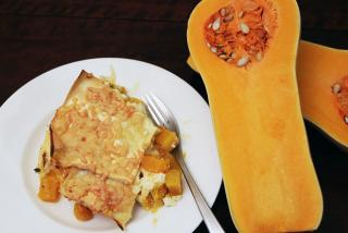 Florida Butternut Squash and Sage Lasagna
