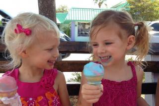 Ice Cream - photo courtesy of Carrie Murse